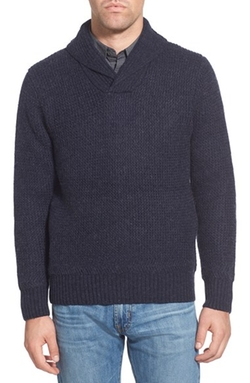 Schott NYC - Shawl Collar Sweater