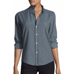 Frank And Eileen - Barry Cotton Oxford Shirt