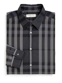 Burberry London  - Treyforth Check Shirt