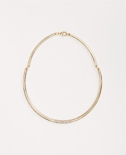 Ann Taylor - Pave Collar Necklace