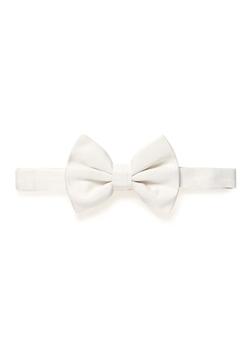 Armani Collezioni - Silk Repp Bow Tie