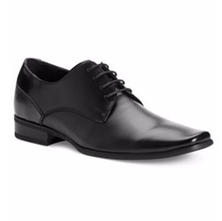 Calvin Klein - Brodie Leather Oxford Shoes