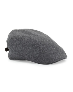 Brunello Cucinelli	  - Wool Newsboy Cap