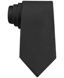 Michael Kors Collection  - Textured Solid Tie