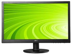 AOC - 24-Inch Widescreen LED Monitor