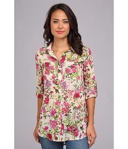 J.A.K.  - Venice Flower Shirt