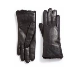 GGF - Mink Fur & Leather Gloves