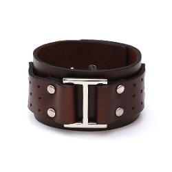 Idin Bracelet - Organic Leather Bracelet