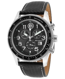 Ben Minkoff - The Colonel Chronograph Watch