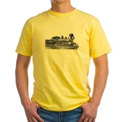 CafePress - Locomotive Light T-Shirt