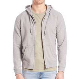 Frame - French Terry Zip Hoodie