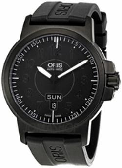 Oris  - BC3 Advanced Black Dial Automatic Mens Watch