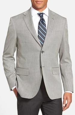 John W. Nordstrom - Herringbone Wool Sport Coat