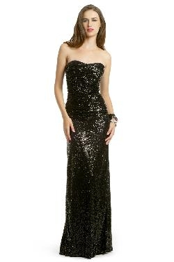 Badgley Mischka - Party All Night Gown