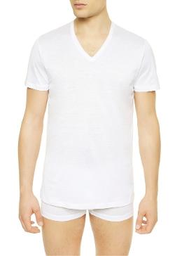 La Perla - V-Neck T-Shirt