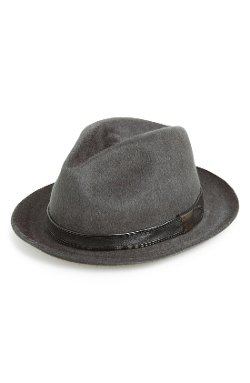 John Varvatos Star USA - Wool Felt Fedora