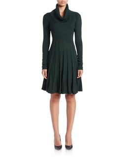 Calvin Klein - Turtleneck Sweater Dress