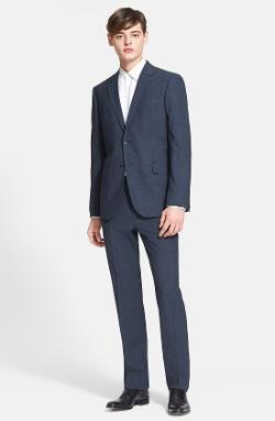 Rag & Bone  - Navy Wool Suit