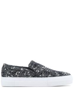 Nick Wooster + Lardini - Slip-On Sneakers