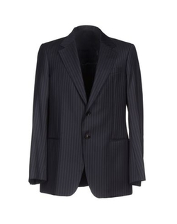Armani Collezioni - Two-Button Stripe Blazer