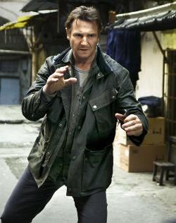 Samish Leather - Taken 3 Bryan Mills Liam Neeson Jacket