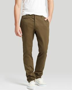 Wings + Horns  - Westpoint Twill Slim Fit Chino Pants
