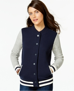 Tommy Hilfiger - Colorblocked Varsity Jacket
