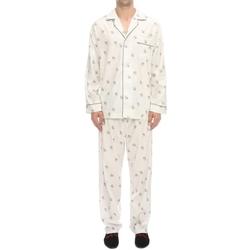 Alexander McQueen - Skull Pajama Set