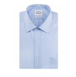 Eagle - Classic-Fit Pinpoint Dress Shirt