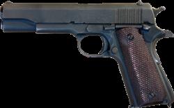 John Browning - M1911 pistol