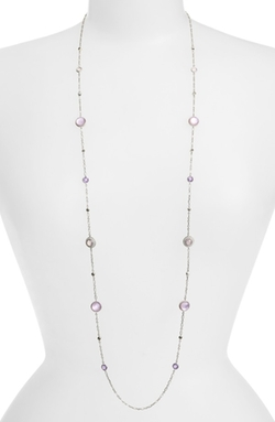 Judith Jack  - Long Station Necklace