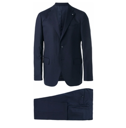 Lardini - Notched Lapel Two-Piece Suit
