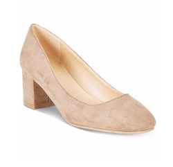 Wanted - Amelia Block-Heel Pumps