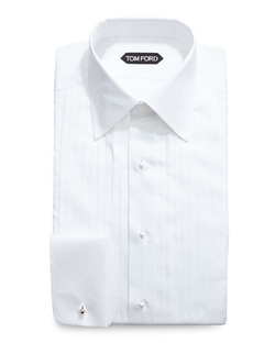 Tom Ford - Classic-Collar Evening Dress Shirt