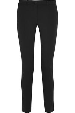 Michael Kors - Samantha Stretch-Wool Gabardine Skinny Pants