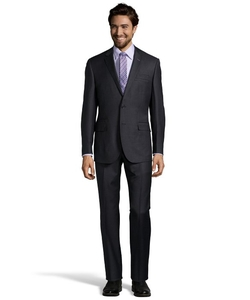 English Laundry - Wool Notch Lapel Two-Button Suit
