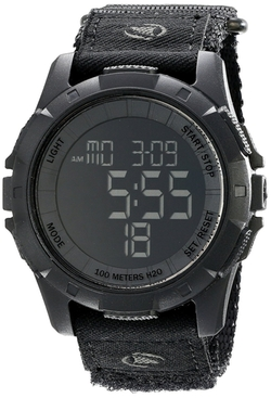 Freestyle - Unisex Kampus Xl Digital Display Japanese Quartz Black Watch