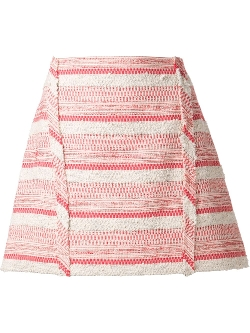Thakoon Addition  - Striped Pattern Skirt