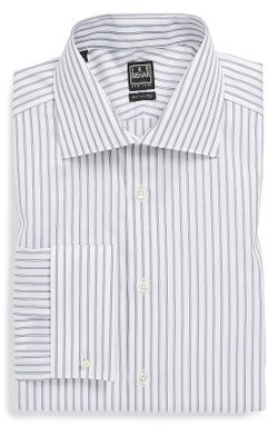 Ike Behar - Stripe Dress Shirt