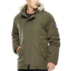 U.S. Polo Assn. - Hooded Parka Jacket