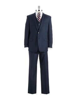 Lauren Ralph Lauren - Wool Three Piece Suit