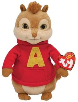 Ty Beanie Baby - Baby Alvin Stuffed Toy