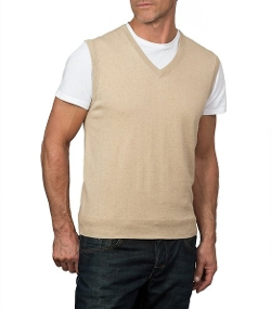 Wool Overs - V Neck Sweater Vest