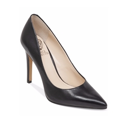 Vince Camuto - Kain Pointed Toe Mid Heel Pumps