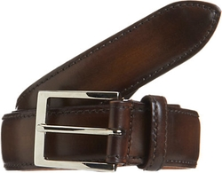 Harris Burnished  - Leather Belt