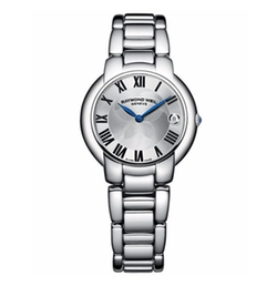Raymond Weil - Swiss Jasmine Stainless Steel Bracelet Watch