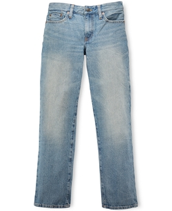 Ralph Lauren - Light-Wash Slim-Fit Jeans