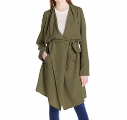 Kensie - Soft Trench Coat