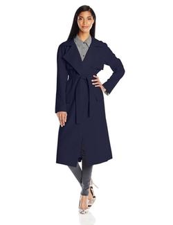 Trina Turk -  Victoria Wrap Trench Coat