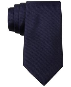 Calvin Klein - King Cord Solid Skinny Tie